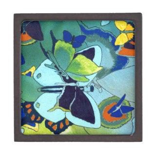 Butterfly Mosaic Gift Keepsake Box