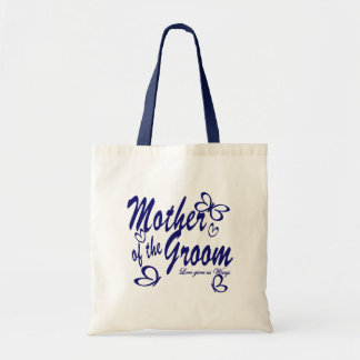 Butterfly/Mother of the Groom Tote Bag