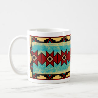 Butterfly Motif Classic White Coffee Mug
