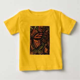 BUTTERFLY MOTIF Youth T-shirts