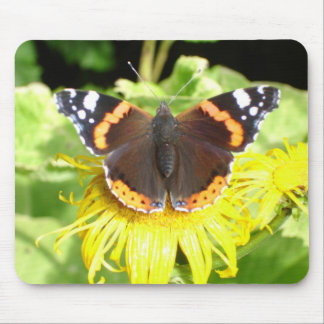 Butterfly Mouse Mat Mouse Pad