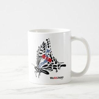 Butterfly Mug 蝶マグカップ