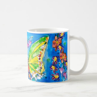 Butterfly Mug by Jeffrey Shutt Age 6