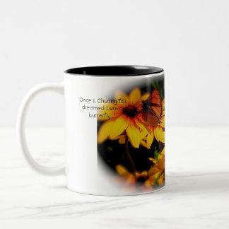 Butterfly Mug - Daoist