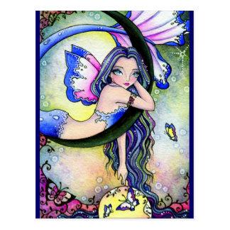 Butterfly  Mystique- Postcard