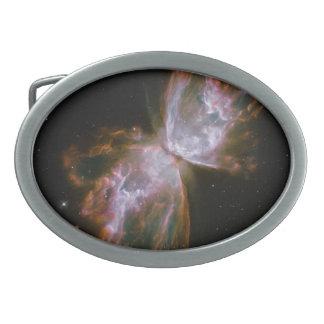 Butterfly Nebula Belt Buckle