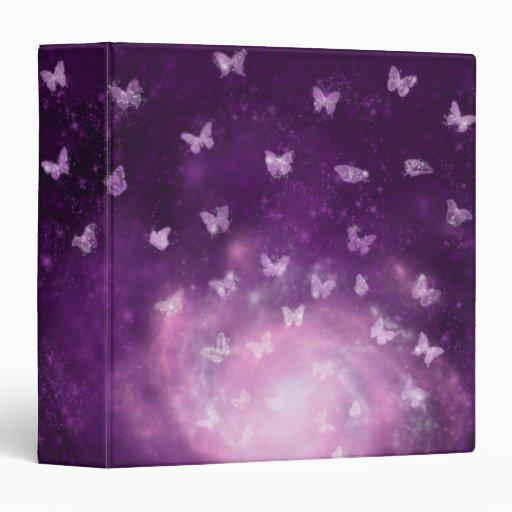 Butterfly Nebula Binder