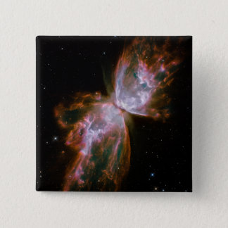 Butterfly Nebula Button