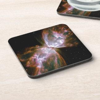 Butterfly Nebula Coasters (set of 6)