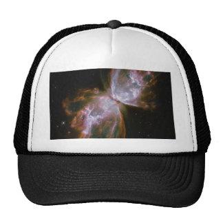 Butterfly Nebula Mesh Hats