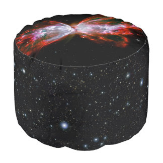 Butterfly Nebula in Scorpius Constellation Pouf
