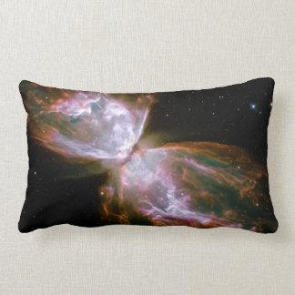 Butterfly Nebula Lumbar Pillow