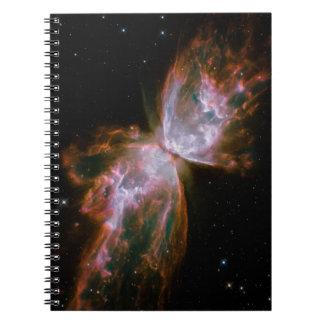 Butterfly Nebula Notebook