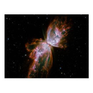 Butterfly Nebula Postcard