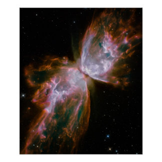 Butterfly Nebula Posters
