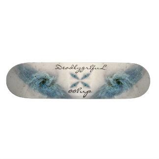 Butterfly Nebula Skateboard