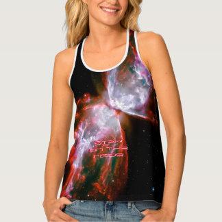 Butterfly Nebula - Star on the Inside Tank Top