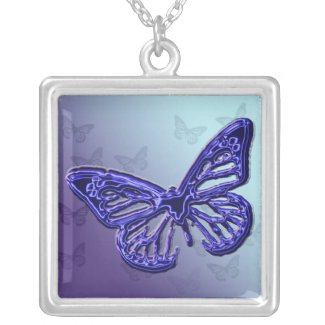 Butterfly Necklace necklace