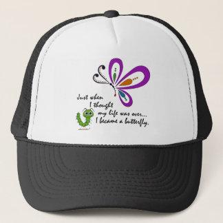 Butterfly New Beginnings Trucker Hat