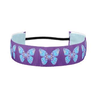 Butterfly Non Slip Headband Athletic Headbands