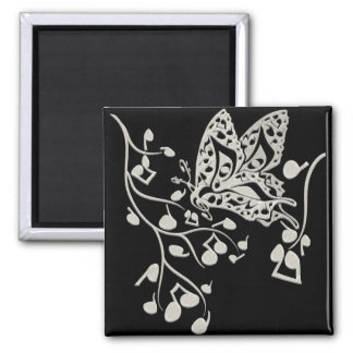 Butterfly_Notes Magnet