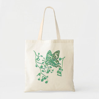Butterfly_Notes Tote Bag