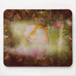 Butterfly of Lite Mousepad