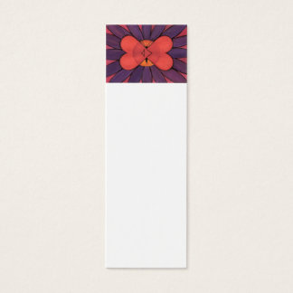 Butterfly of Love Mini Business Card