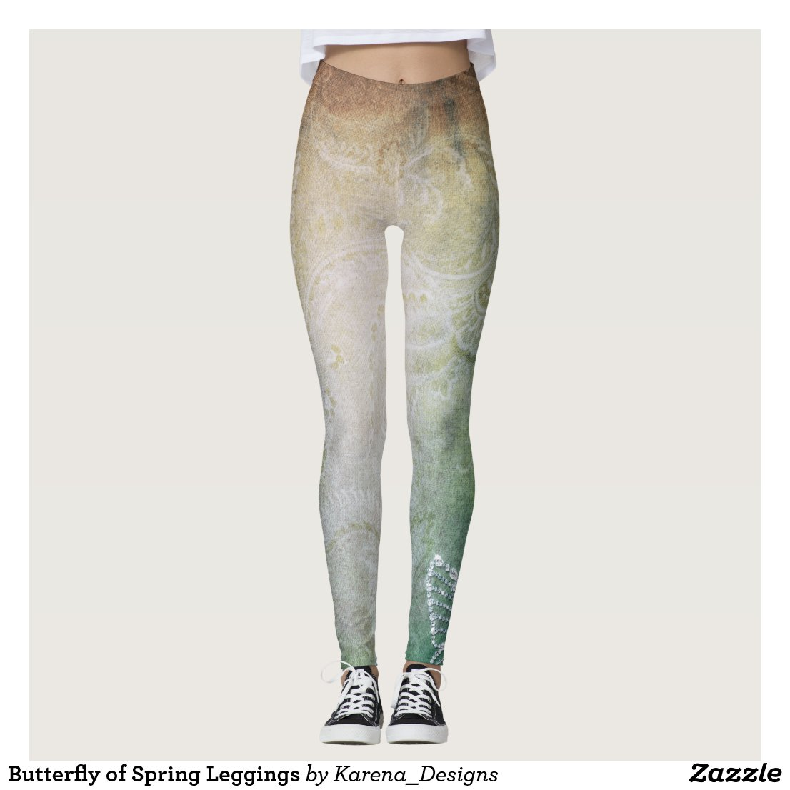 Butterfly of Spring Leggings