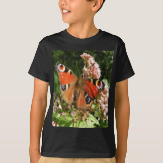 Butterfly Oil Painting T-Shirt