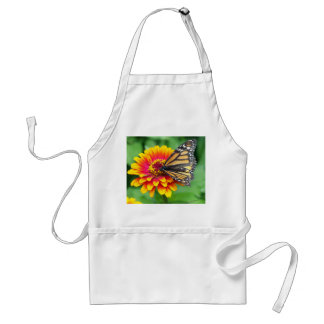 Butterfly on a Flower Adult Apron