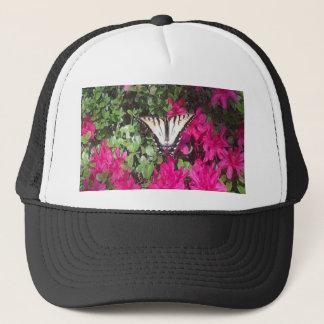 Butterfly on Azalea.jpg Trucker Hat