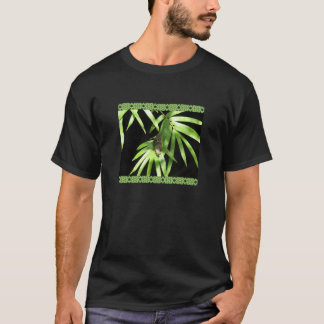 Butterfly on Bamboo T-Shirt