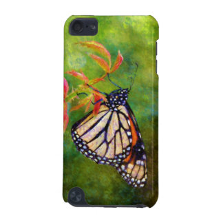 Butterfly on Branch iPod Touch 5G Covers