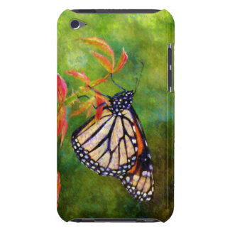 Butterfly on Branch Barely There iPod Cover