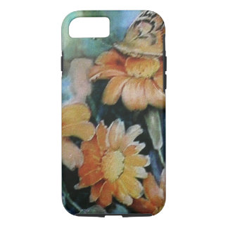 Butterfly on Daisy iPhone 8/7 Case