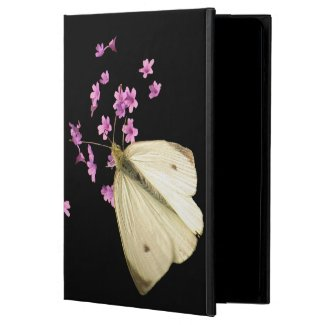 Butterfly on Flowers iPad Air Case