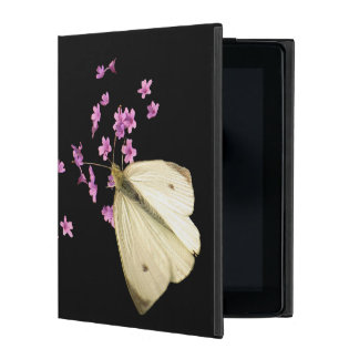 Butterfly on Flowers iPad Cases