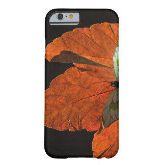 Butterfly on leaf 2 barely there iPhone 6 case