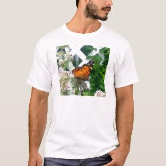 Butterfly on Mountain Mint T-Shirt