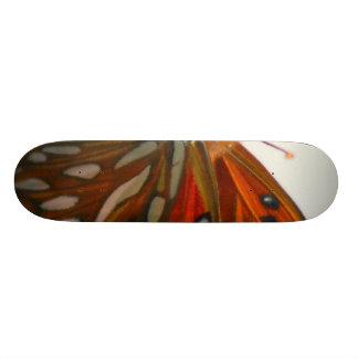 Butterfly on Plant Skate Board Decks