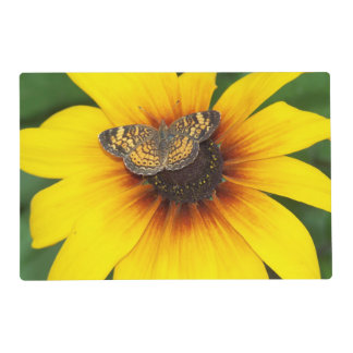 Butterfly on Sunflower Placemat