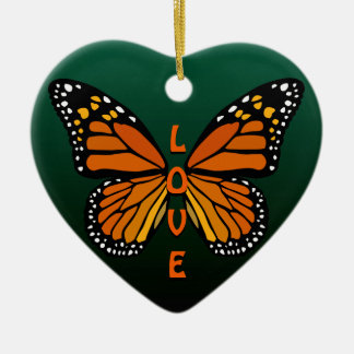 Butterfly Ornament Personalized Butterfly Ornament