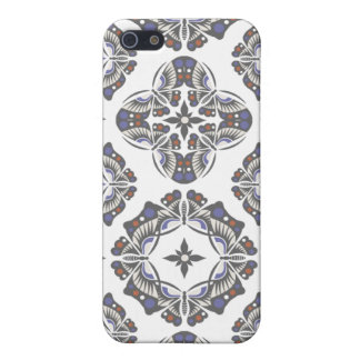 Butterfly Ornamental Covers For iPhone 5