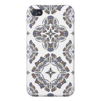 Butterfly Ornamental iPhone 4 Cover