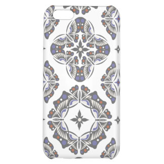 Butterfly Ornamental iPhone 5C Covers