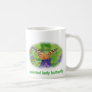Butterfly_painted_lady_1755x_Paint Classic White Coffee Mug