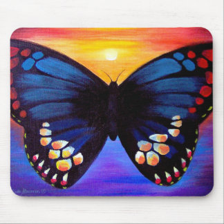 Butterfly Painting Art - Multi Mouse Pads