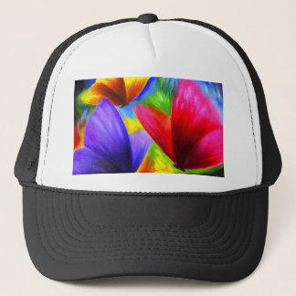 Butterfly Painting Art - Multi Trucker Hat
