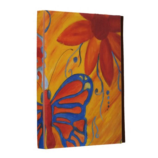 Butterfly Painting iPad Case